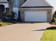 Colorpave Neutral Ready Mix Asphalt Driveway Driveway Paint Driveway Landscaping
