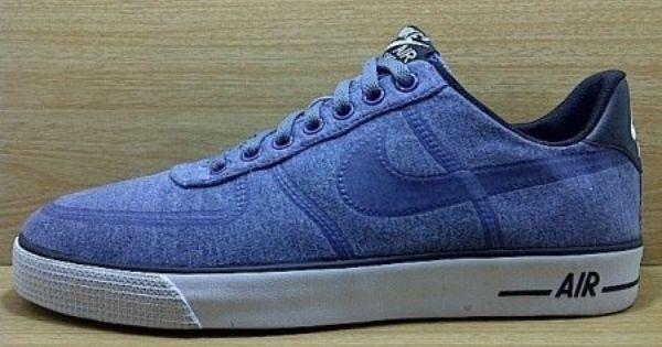 Kode Sepatu Nike Air Force 1 Vulc Blue Ukuran Sepatu 42 5