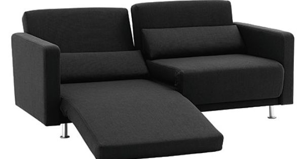 love this sofa recliner sleeper from boconcept it 39 s definitely going in one of the new guest. Black Bedroom Furniture Sets. Home Design Ideas