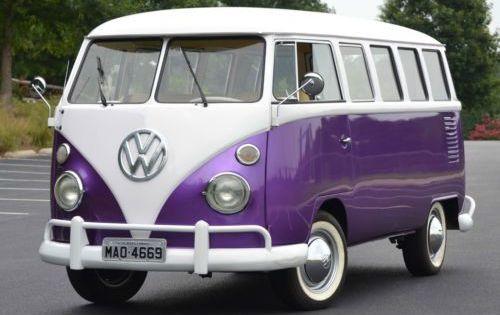 Purple Kombi Interior Google Search Kombi Van