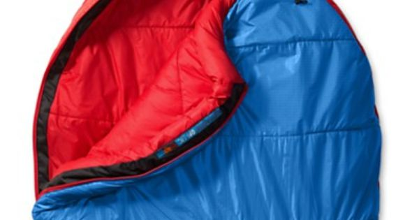 The Igniter 0° Synthetic Insulation Sleeping Bag