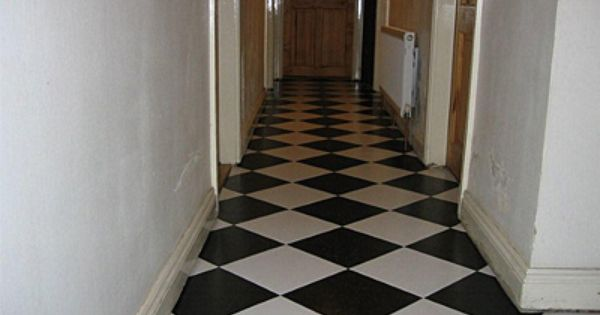 You D Never Guess This Checkered Flooring Is Actually Cork Cork Flooring Flooring Kitschy Kitchen