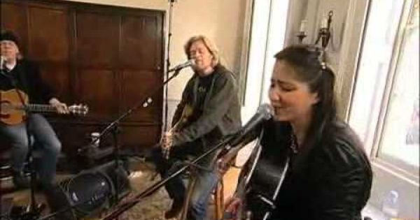 Kt tunstall daryl hall part 2 of 5 if only live for House hits 88