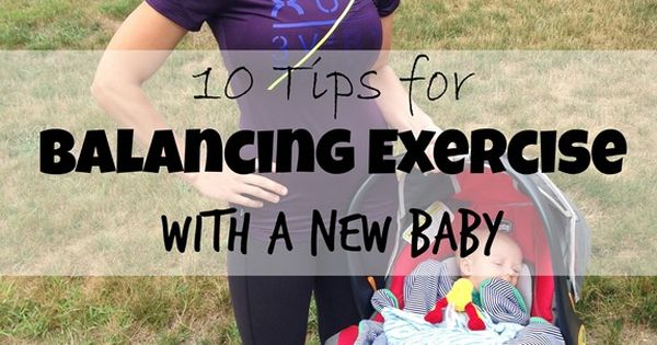 HIIT work out for after baby (at end of blog)
