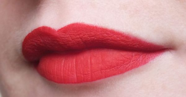 Long Lasting Colour Hema Rouge A Levres Mat Lipstick