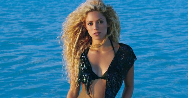 SHAKIRA | beach body | Pinterest