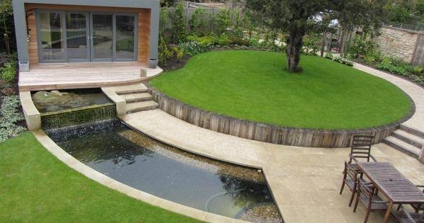 Am nager son jardin et terrasse 52 id es pour votre oasis jardins pi ces de monnaie et design for Amenager son jardin en normandie