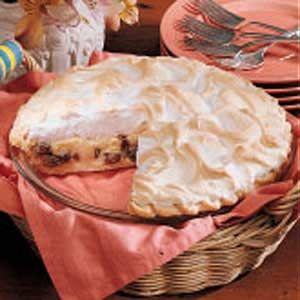 Buttermilk Raisin Pie Recipe Raisin Pie Sour Cream Raisin Pie Recipes