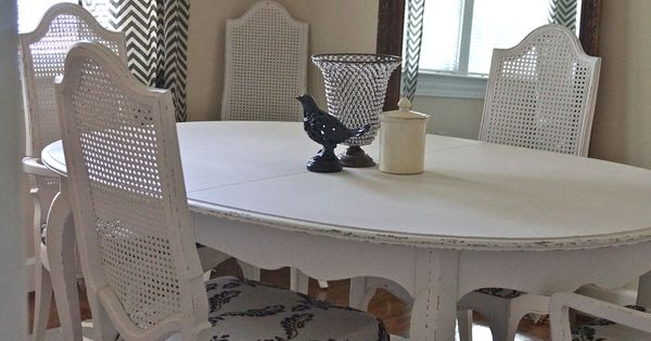 My Newest Cottage Creation Vintage Drexel Heritage French