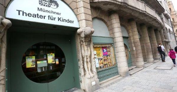 Seit 45 Jahren Gibt Es Das Munchner Theater Fur Kinder Am Heutigen Sitz In Der Dachauer Strasse Ist Es Seit 1977 Theater Fur Kinder Kinder Munchen Mit Kindern