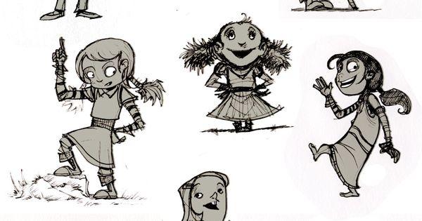 Character Design Quarterly 2 Visual Development : Rhemrev visual development character design