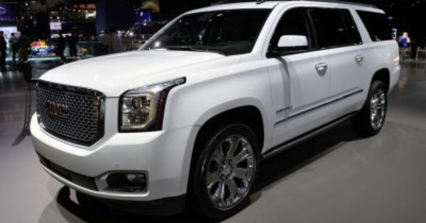 2015 Gmc Yukon Xl Super Bowl Shuffle Via Animated Turntables 9