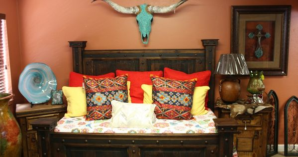 Western Decor Rustic Tables Southwestern Furniture Agave Ranch Agave Ranch For My Home