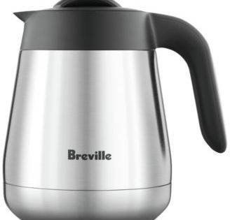 Breville Precision Brewer Thermal Carafe Coffee Maker Silver Coffee Stirrers Coffee Maker Reviews Breville