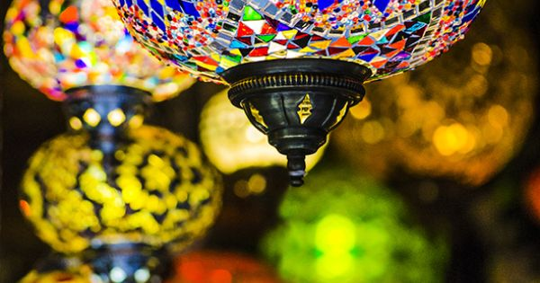 ~` moroccan lanterns `~