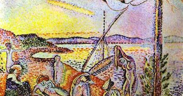Luxe Calme Et Volupté Henri Matisse Tableaux Et Dessins Henri Matisse Matisse Tableau Matisse