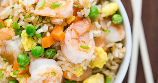 Kid-Friendly Meal Plan | Kid Friendly Meals, Shrimp Fried Rice and ...
