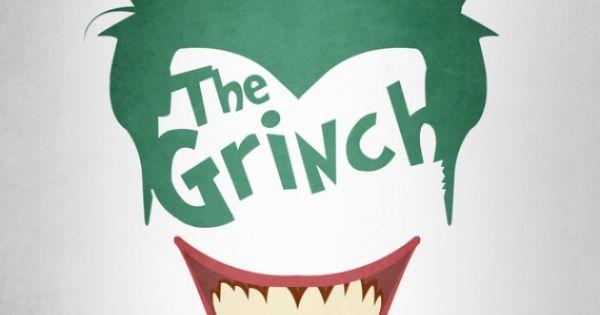Grinch art