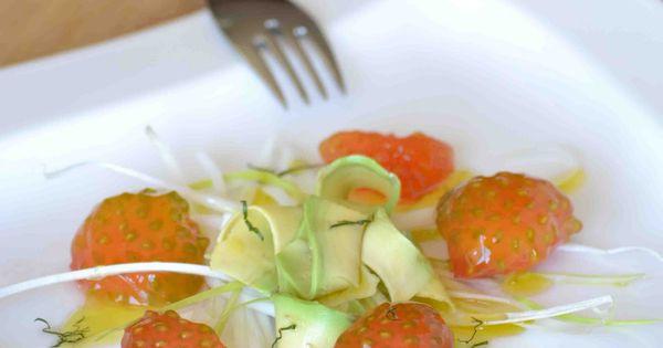 Guacamole salad of ferr n adri platos 3 estrellas for Ferran adria comida