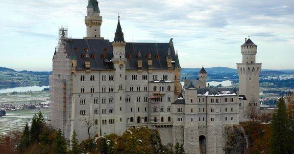 travel paris neuschwanstein castle
