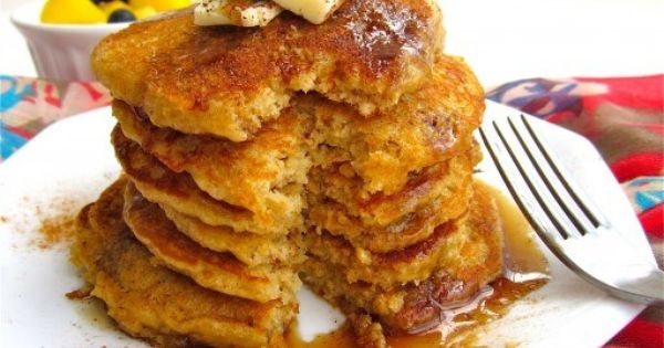 Oatmeal Buttermilk Pancakes | Buttermilk Pancakes, Pancakes and ...