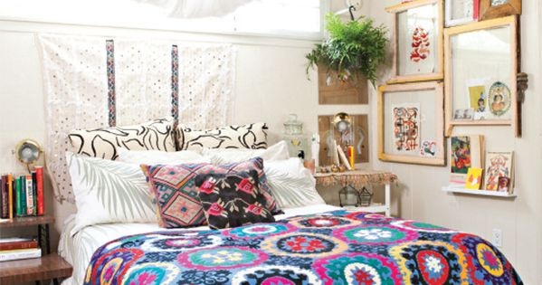 Bohemian bedroom decor bedroom design BedRoom| http://beautiful-dress-7810.blogspot.com