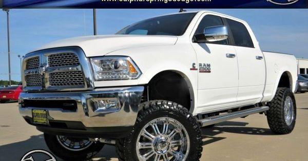 2014 Chevy Silverado Lifted >> 2015 Ram 2500 Laramie! 6 Inch Lift, 22 Inch XD Rims, and