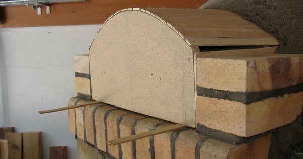 Construction d un four pain traditionnel id e cuisine for Construction four a pain a bois