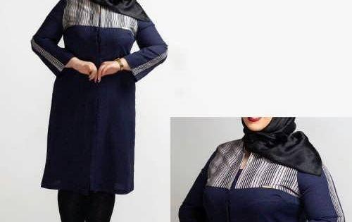 راه راه عمودی یک تکنیک همیشگی برای پلاس سایزها Fashion Pants Fashion Plus Size