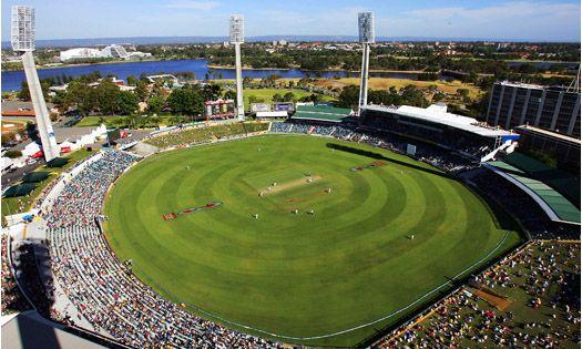 The Waca Perth S Cricket Ground Stadium Australia Destinations Cricket