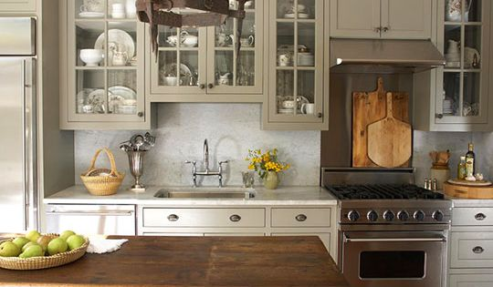 grey kitchen cabinets | perfect gray: gray kitchen cabinets
