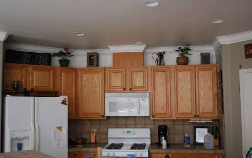 Kitchen Cabinets Top Trim Ideas Kitchen Cabinet Trim Ideas My New Kitchen Pinterest Cabinet Trim
