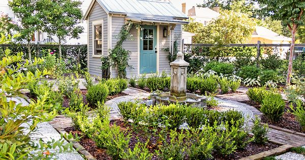 Habersham 39 S Homes Include A Garden Shed Or Storage