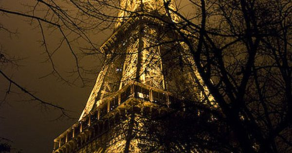 Places to travel abroad: Eiffel Tower