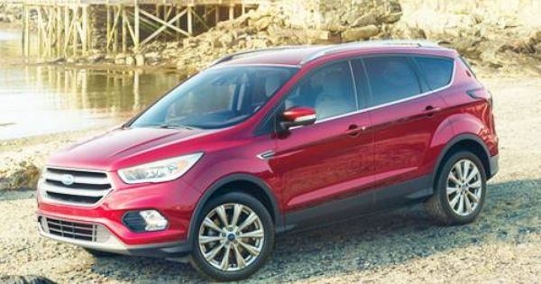 2017 Ford Escape Hybrid Mpg