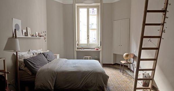 Idee e consigli di stile per decorare e arredare camere da - Arredare camera da letto 9 mq ...