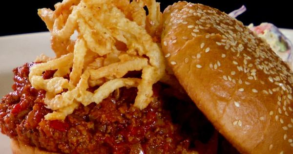 Sloppy joe, Diners and Mom on Pinterest