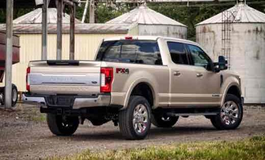2019 Ford F 350 Release Date 2019 Ford F 350 King Ranch 2019