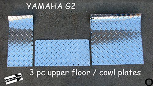 Golf Carts Ideas Yamaha G2 Or G9 Golf Cart Diamond Plate 3 Pc Upper Floorcowl Plates Details Can Be Found By Clicking O Golf Carts Golf Shoes Mens Golf Car