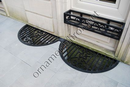 Custom Iron Grates Window Well Google Search