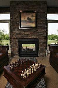 Image Result For Two Way Brick Fireplace Indoor Outdoor Outdoor