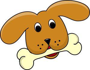 Cartoon Puppies Clipart Clipart Best Clipart Best Dog Clip