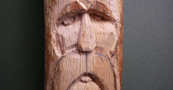 Wood spirit carving tutorial very pic heavy woodcarve