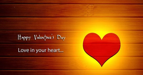 happy valentines day sms to wife