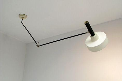 Hoogevorst Anvia Industrial Ceiling Swing Lamp Verlichting