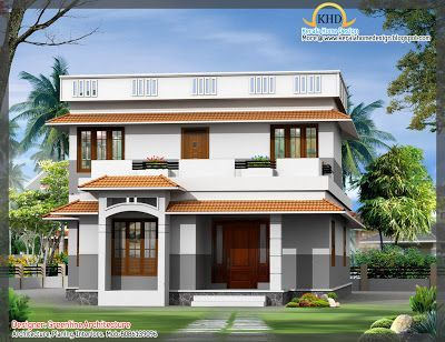 Interior Design Ideas For Small House In Banglades Village House Design Duplex House Design Kerala House Design