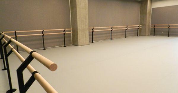 Harlequin Freestanding Ballet Barres Harlequin Floors Harlequin Floors Ballet Barres Ballet Studio