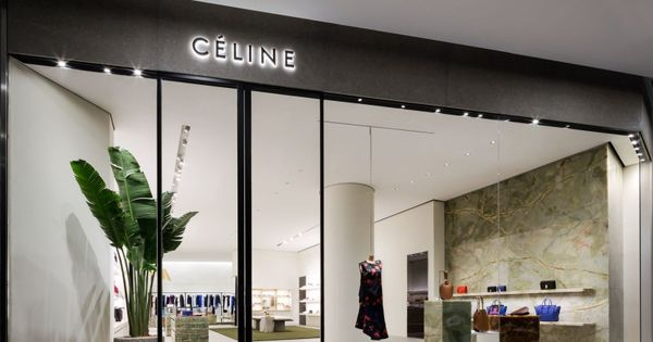 Celine store at emquartier by pp group celine group and for Window design group simi valley