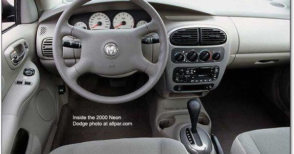 2000 Interior Neon