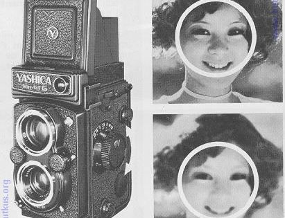 Yashica Mat 124g Camera Manual Yashica Photography Gear Film Photography